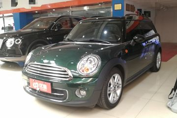 MINI CLUBMAN 2011款 1.6 自动 COOPER Excitement价格