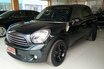 MINI COUNTRYMAN 2014款 1.6 自动 COOPER Excitement价格