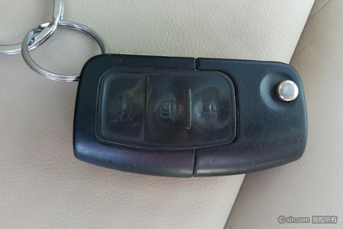福特福克斯钥匙