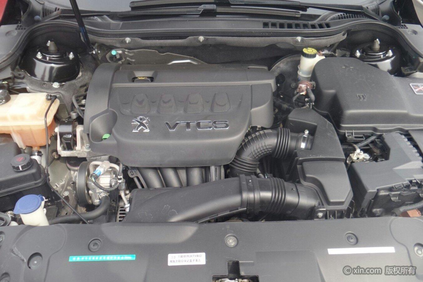 标致508发动机