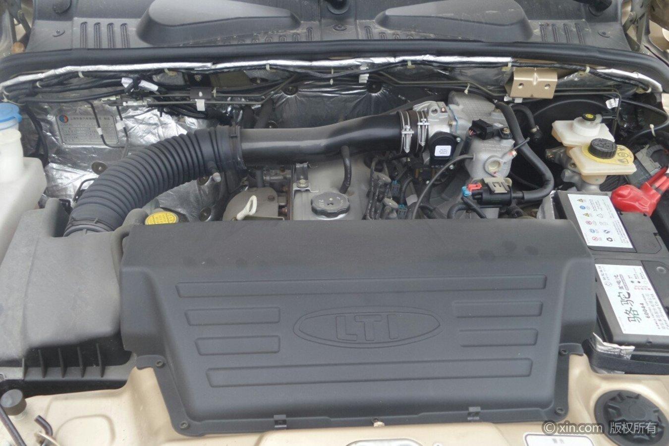 吉利汽车TX4发动机