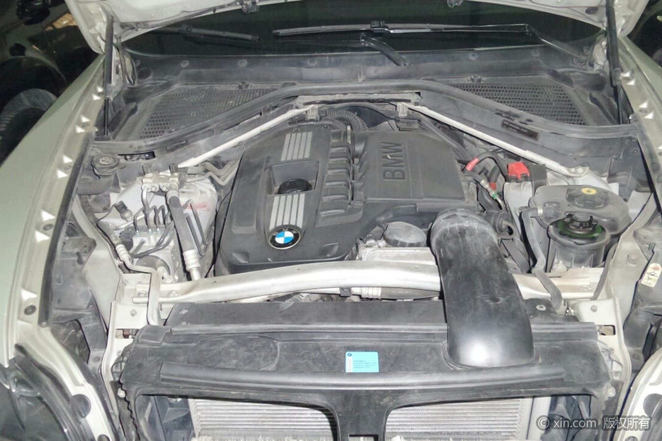 宝马X6(进口)发动机
