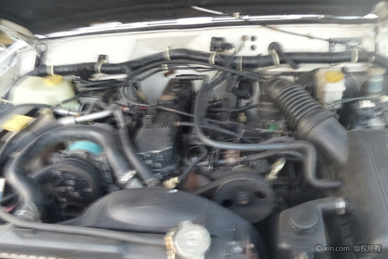 Jeep2500发动机