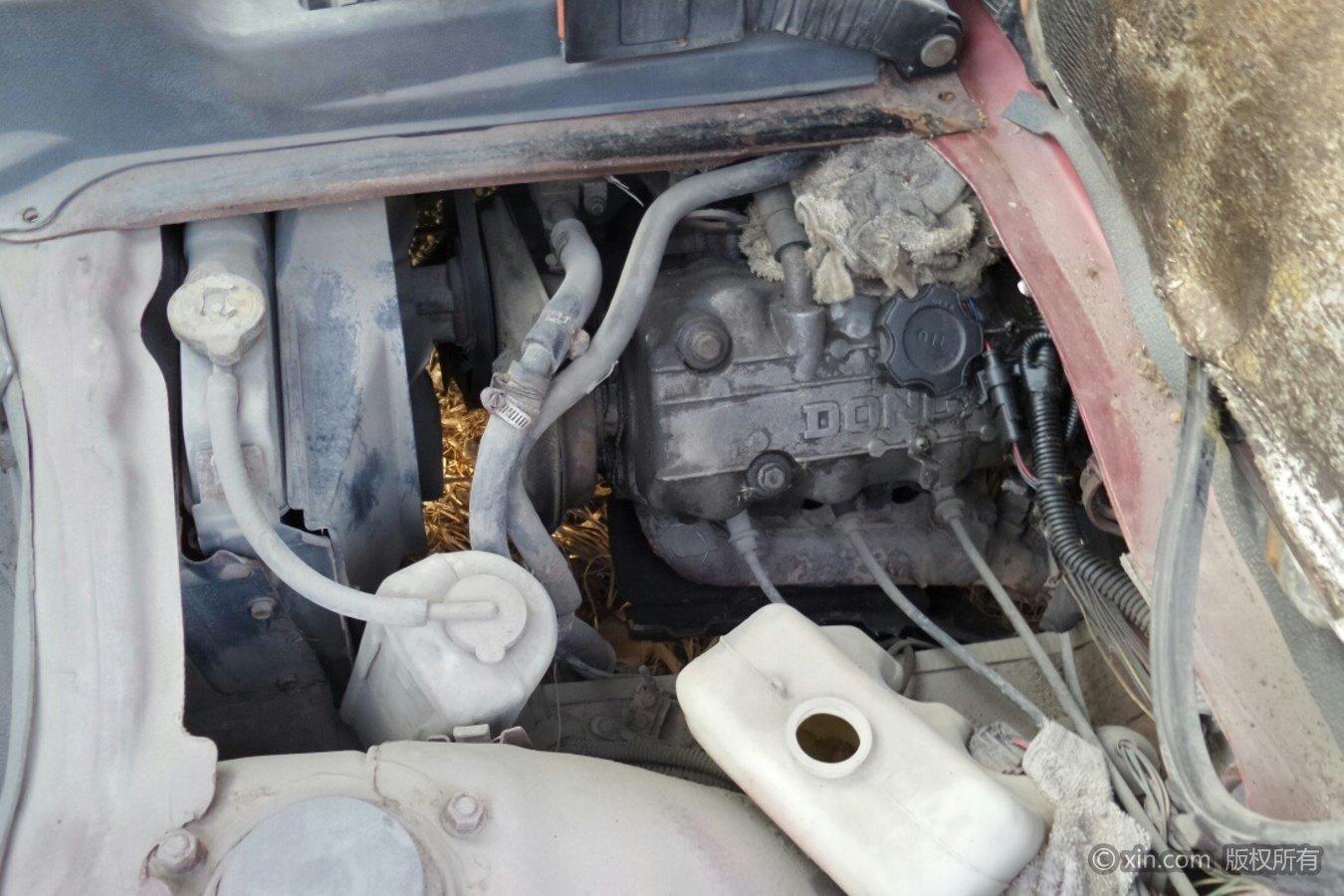 一汽佳宝V70发动机