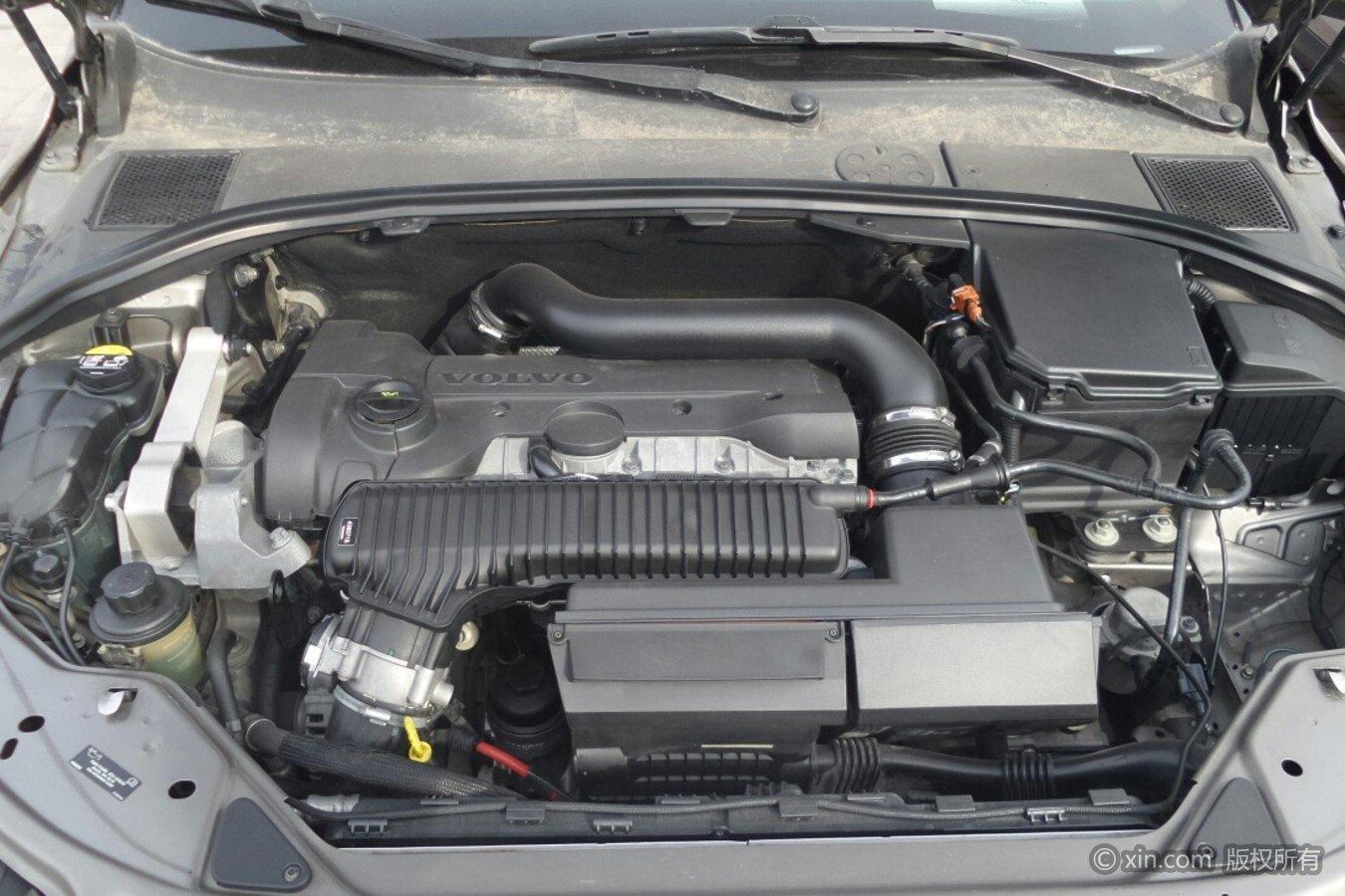 沃尔沃S80L发动机