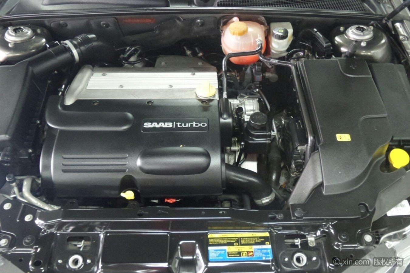 萨博93发动机