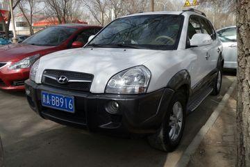 现代 途胜 2009款 2.0L 手动 GL舒适型(国Ⅳ)