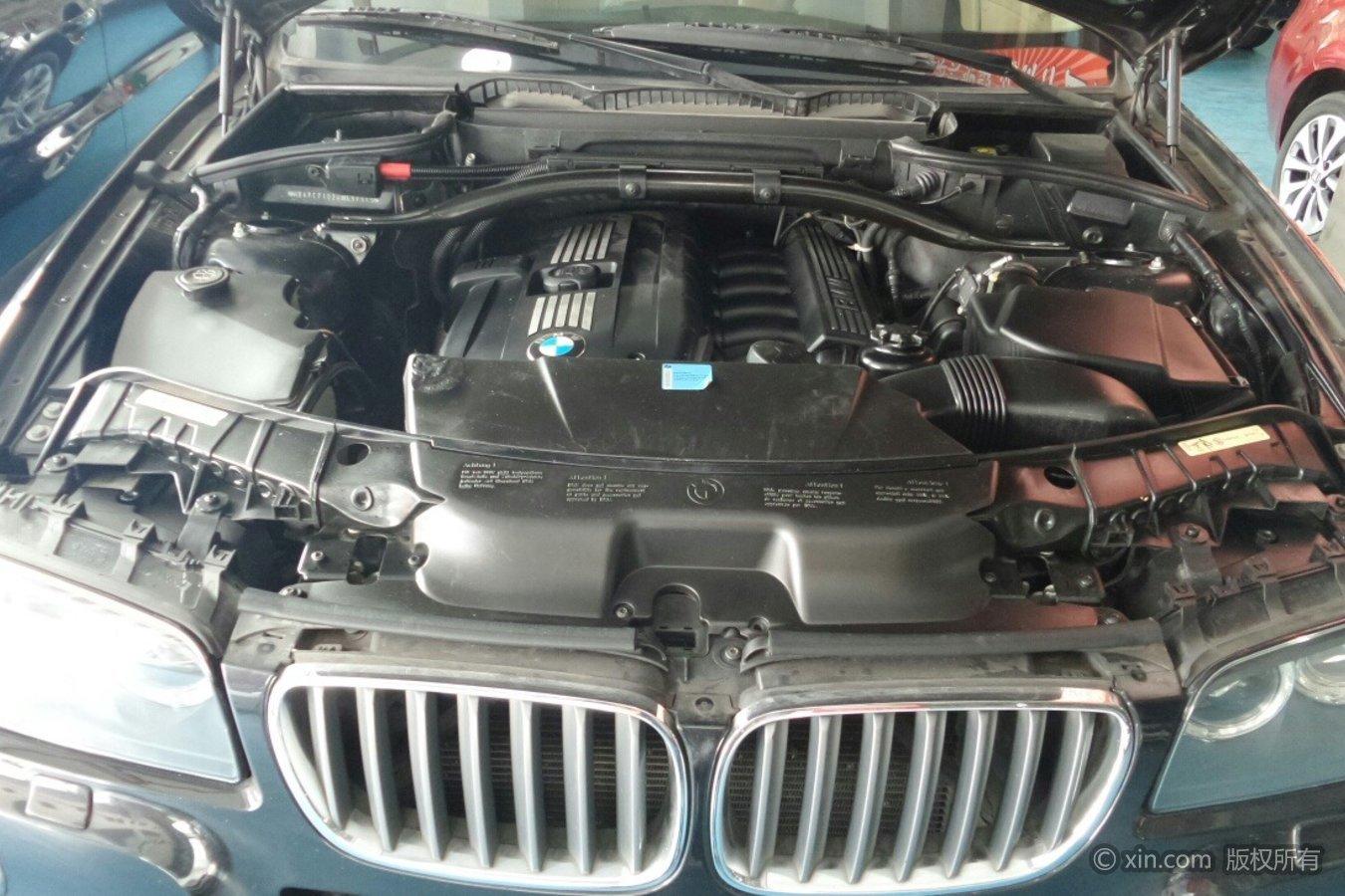宝马X3(进口)发动机