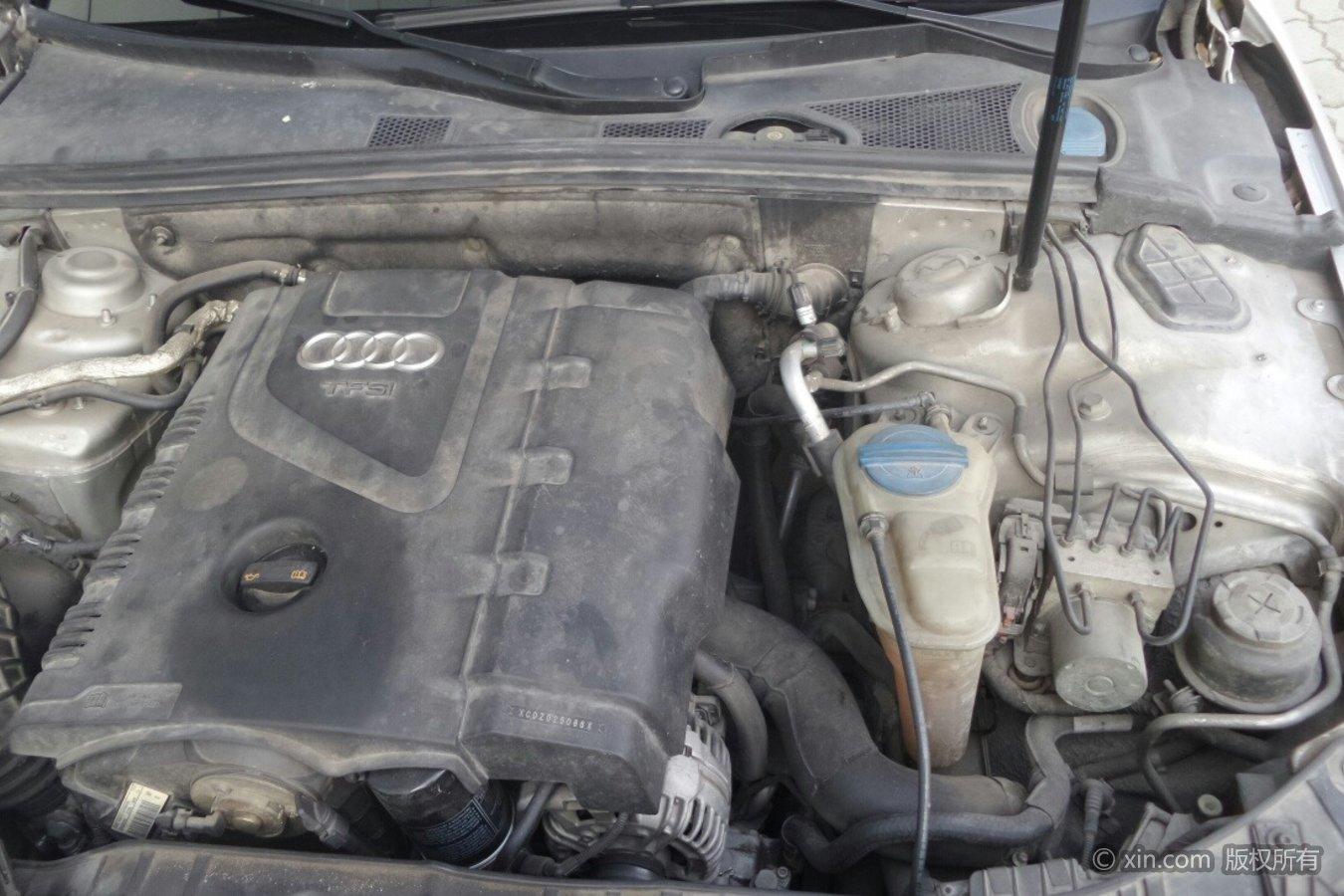 奥迪A4L发动机