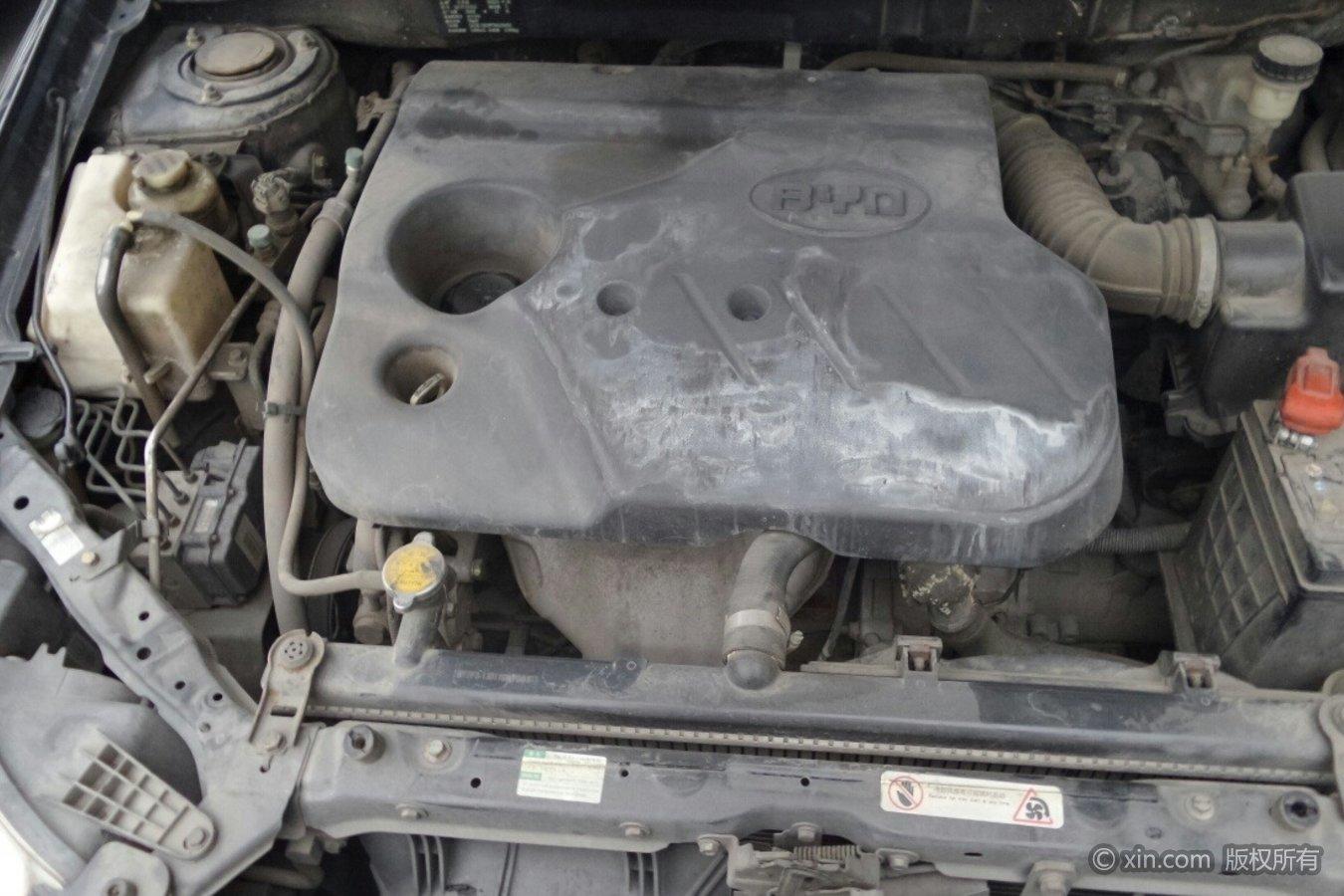 比亚迪G3发动机