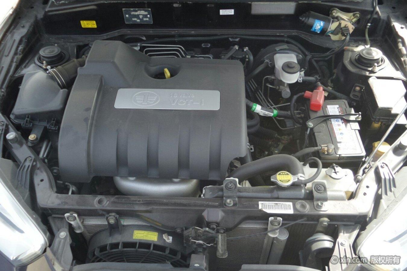 一汽夏利N7发动机