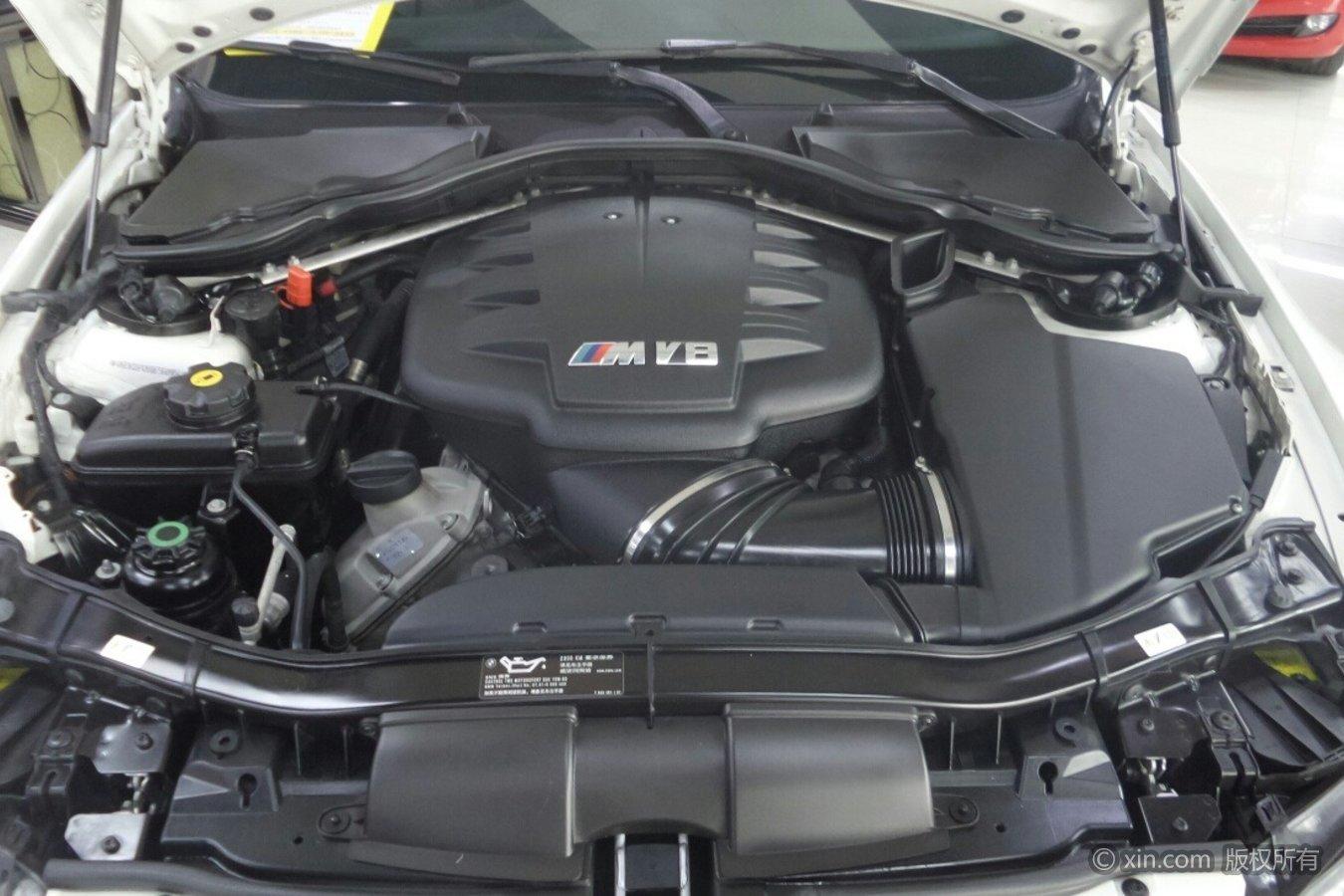 宝马M3发动机