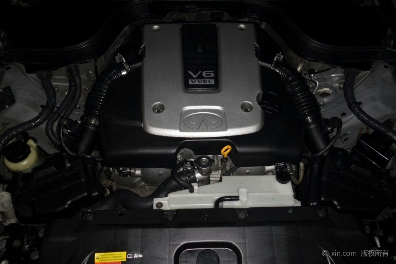英菲尼迪G发动机