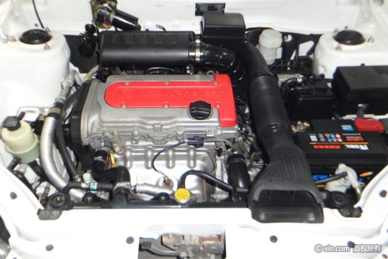 莲花汽车L5发动机