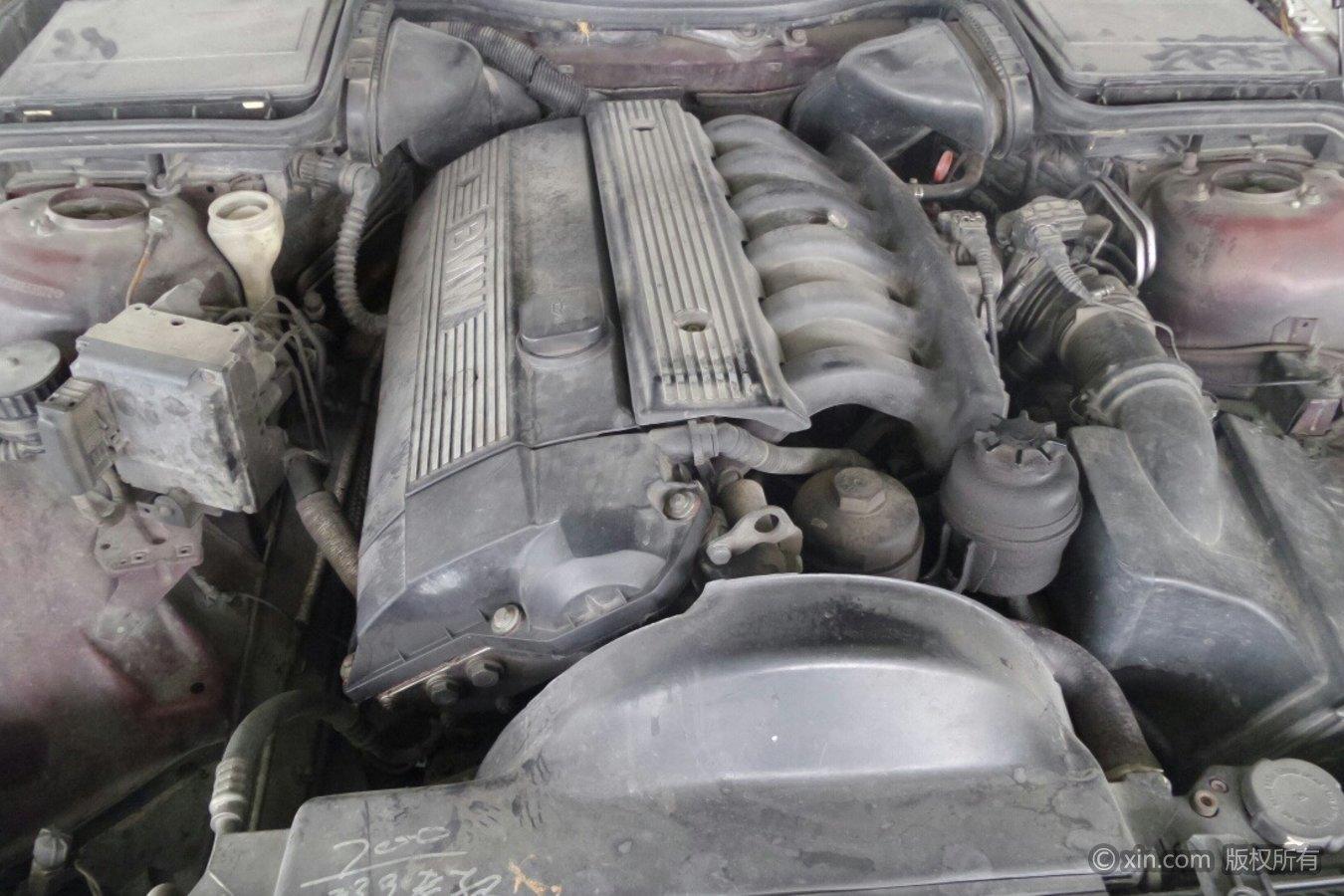 宝马5系(进口)发动机