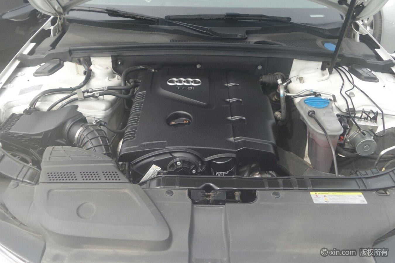 奥迪A4(进口)发动机
