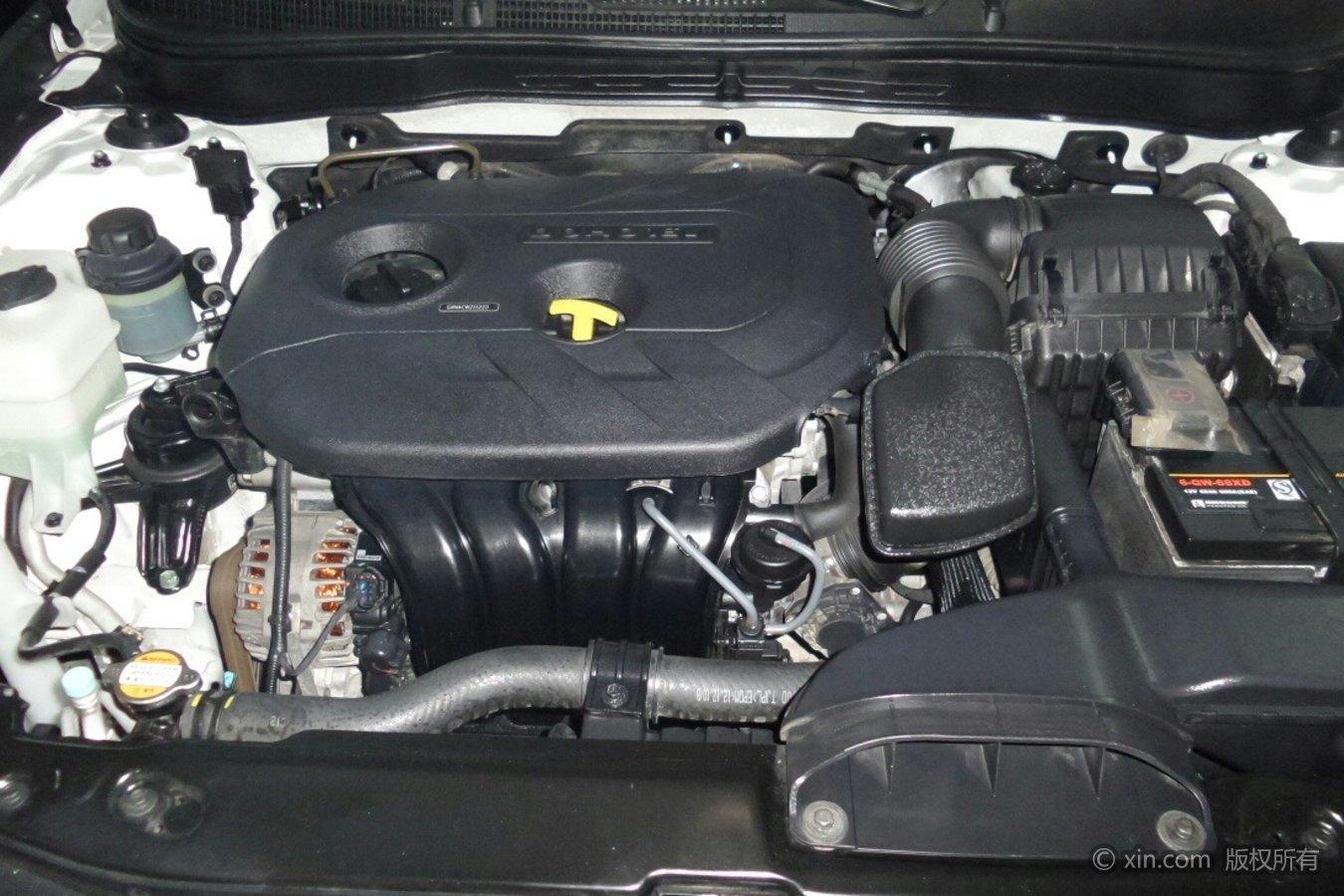 现代索纳塔发动机