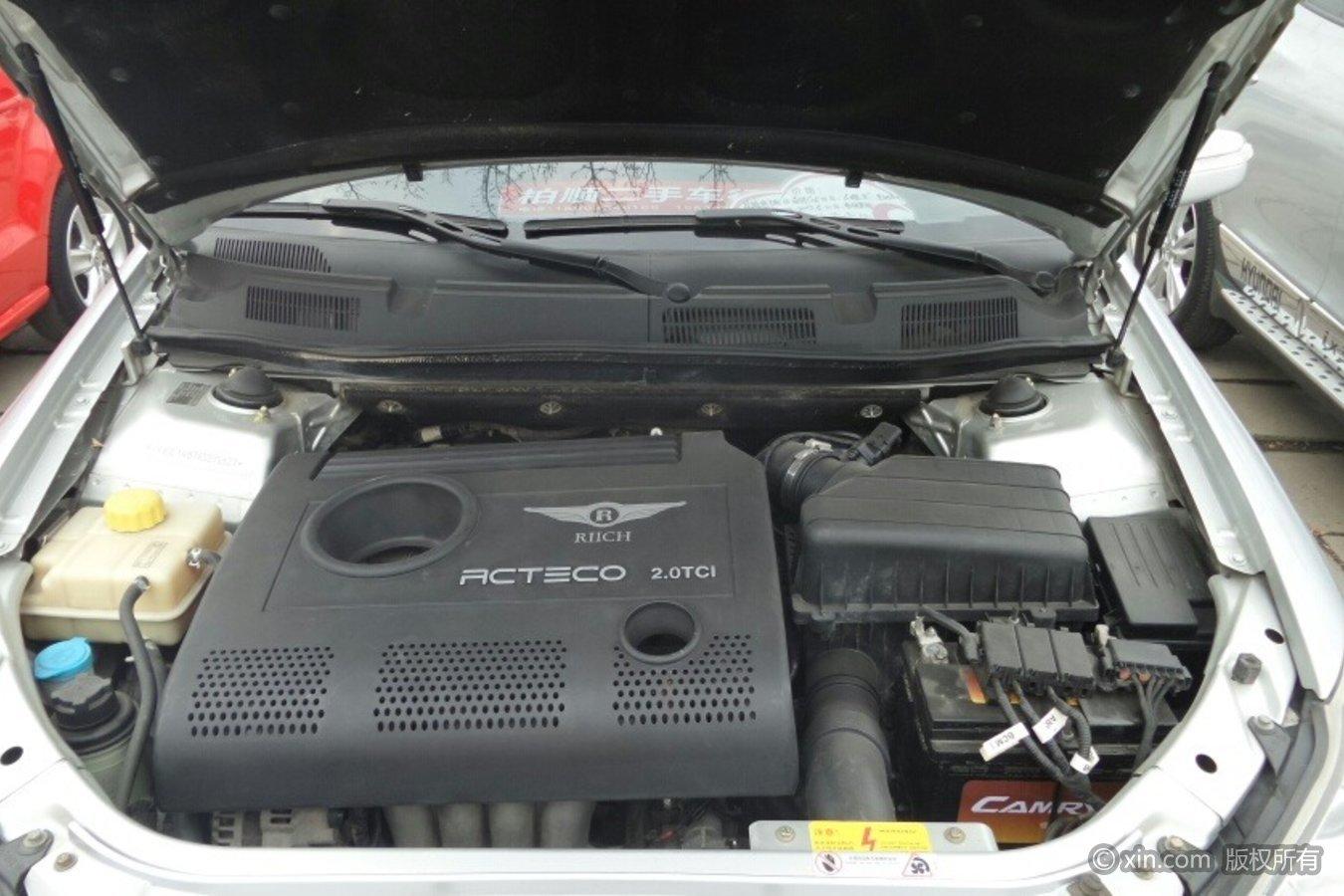 瑞麒G5发动机
