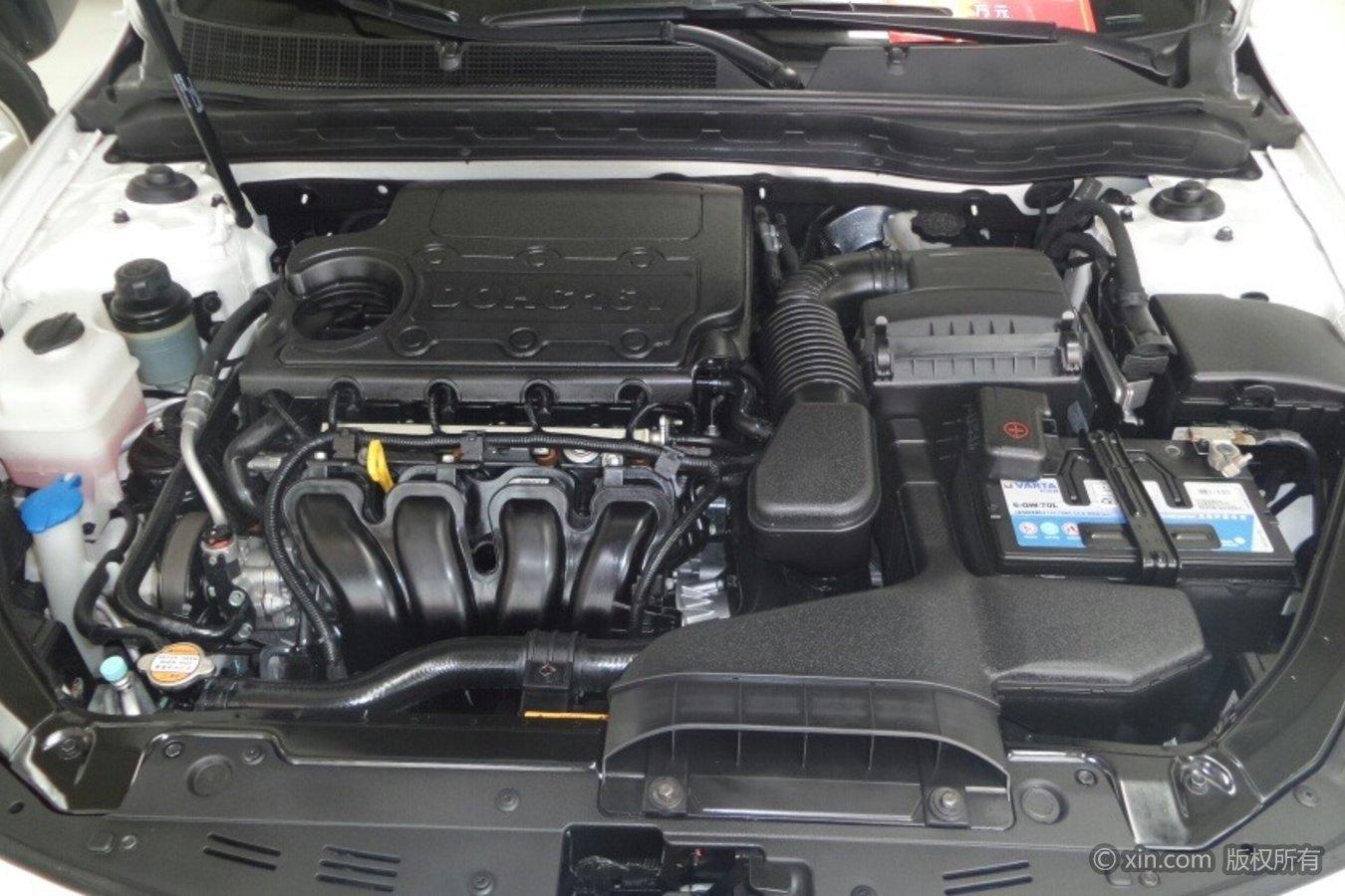 起亚K5发动机