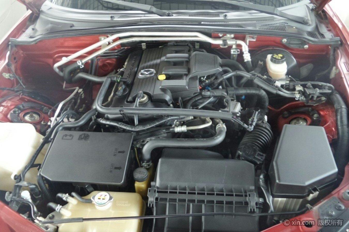 马自达MX-5发动机