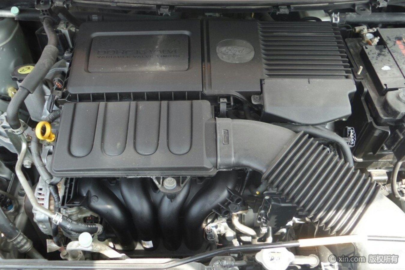 福特嘉年华发动机