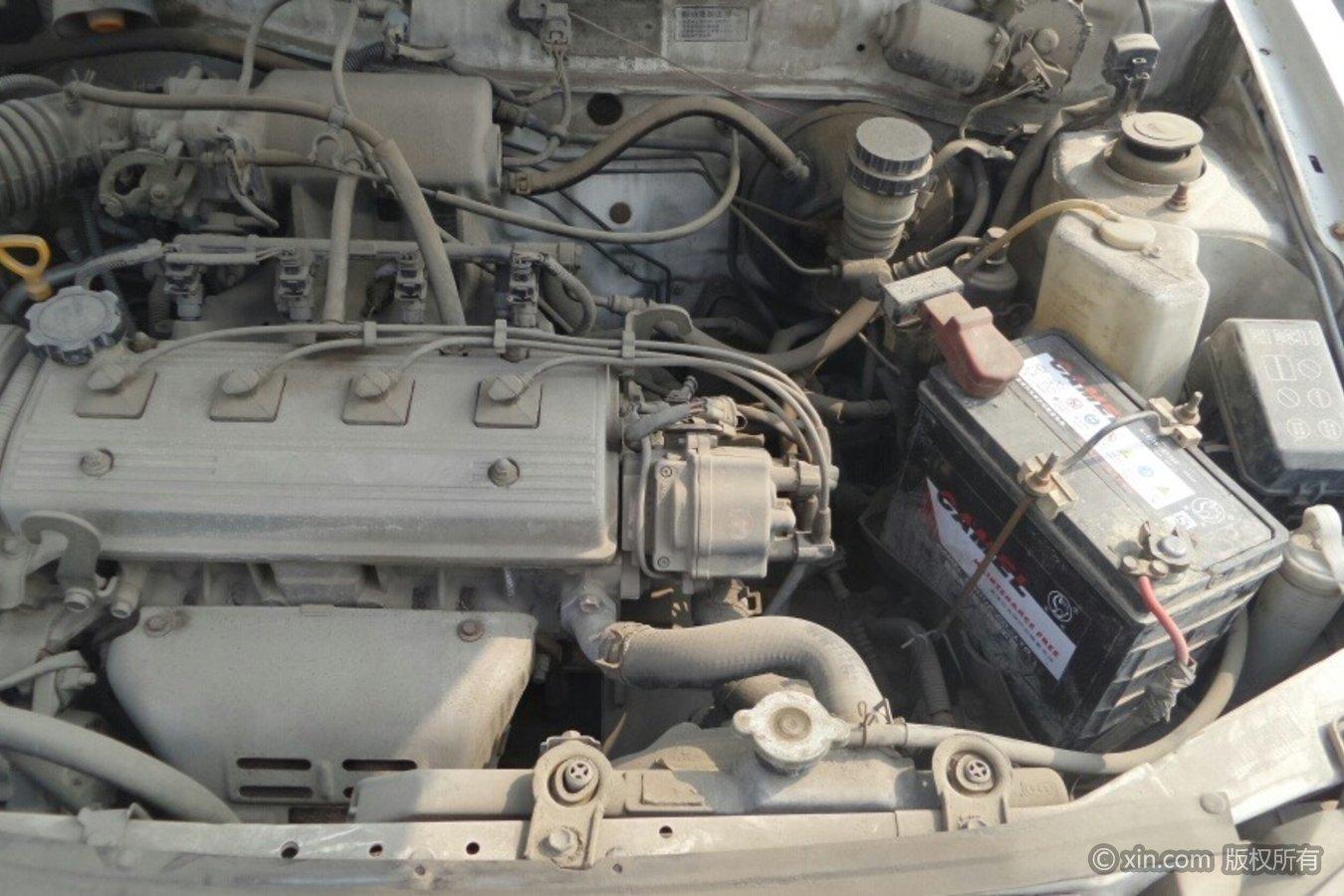 一汽夏利N3发动机