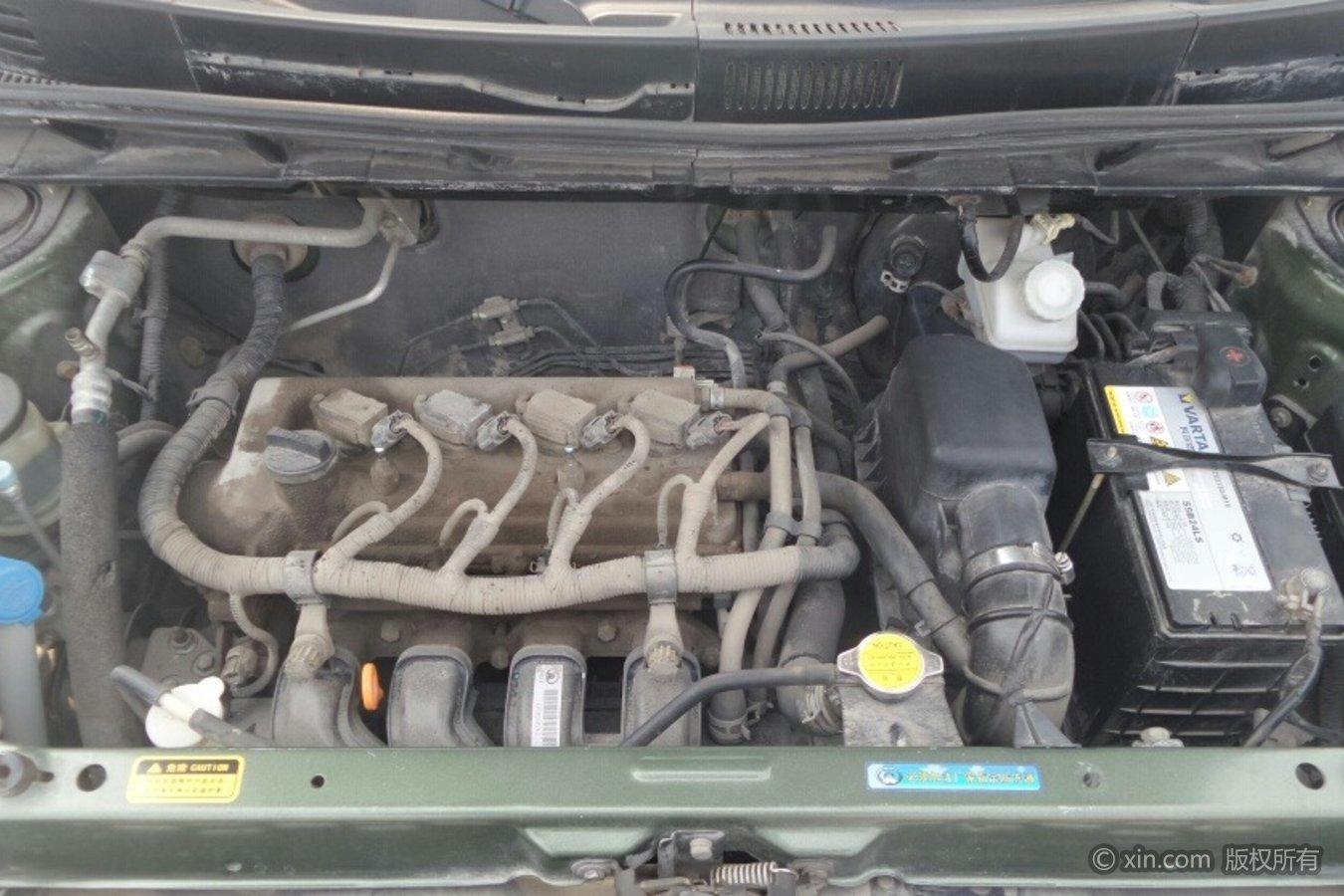 长城哈弗M2发动机