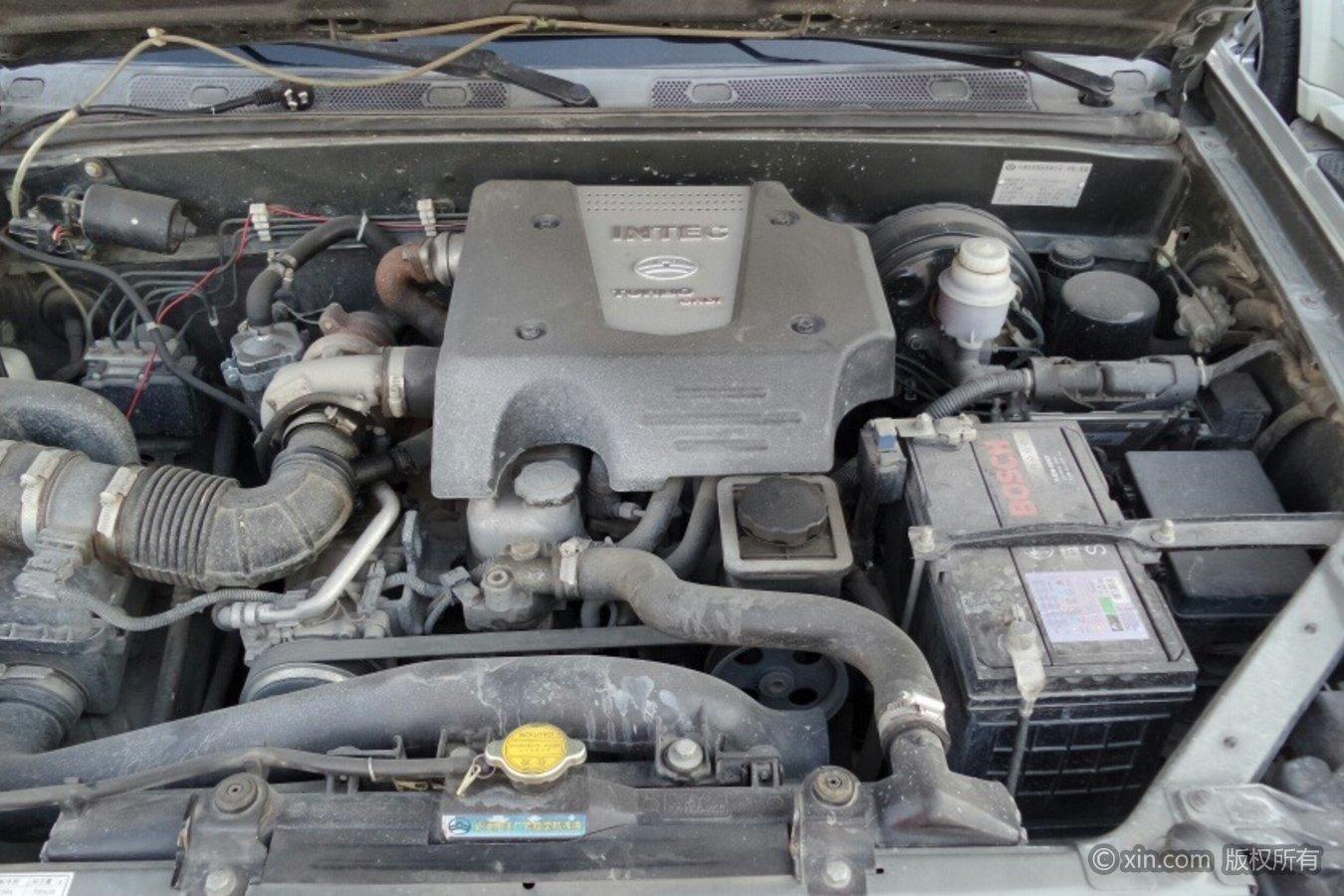 哈弗哈弗柴油发动机