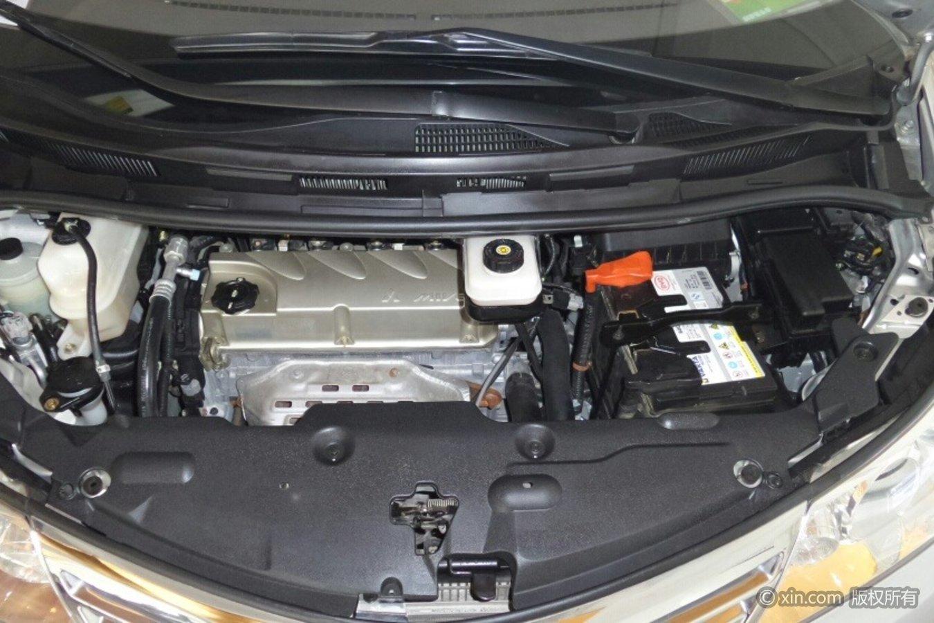 比亚迪M6发动机
