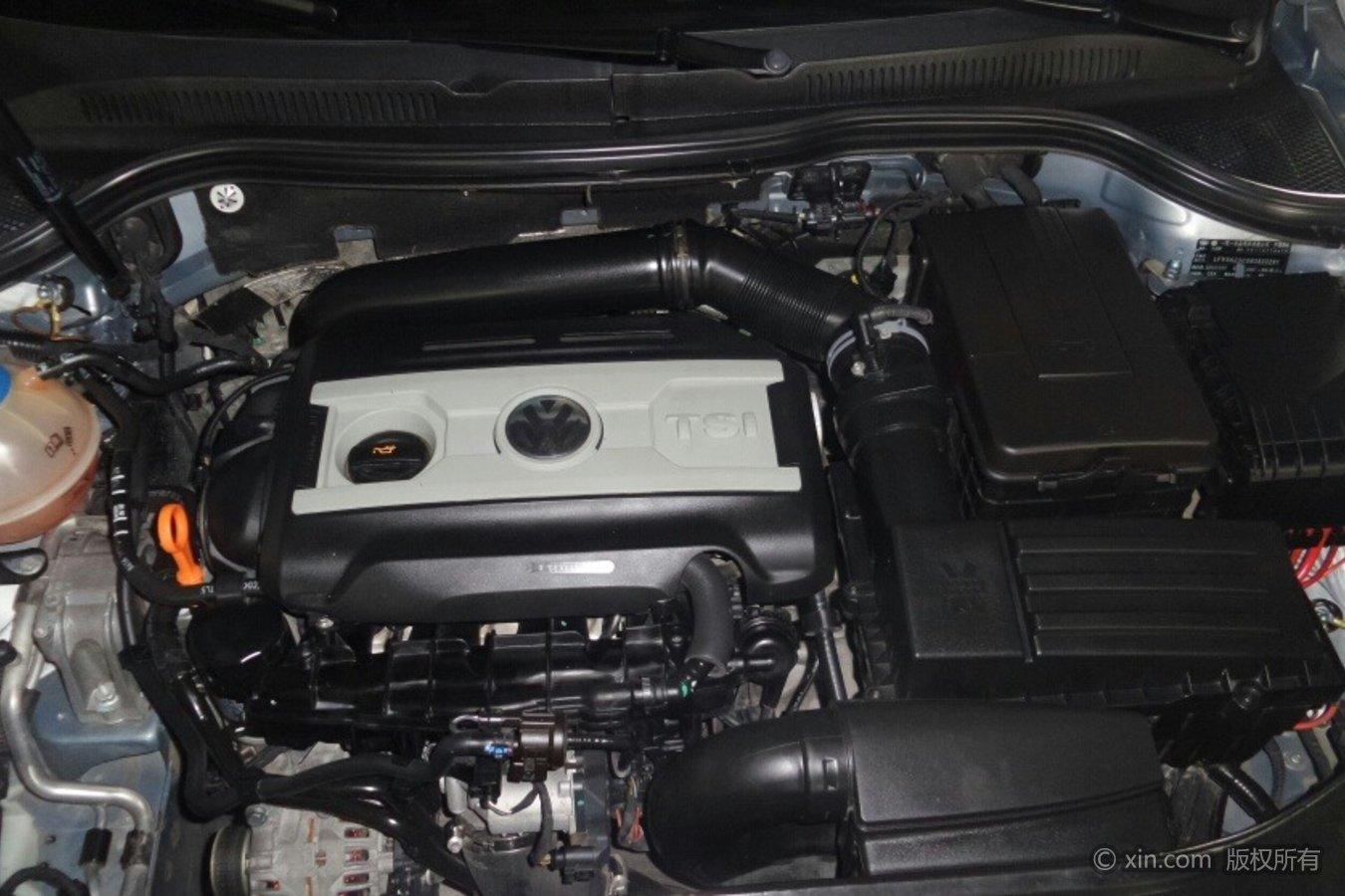 大众CC发动机