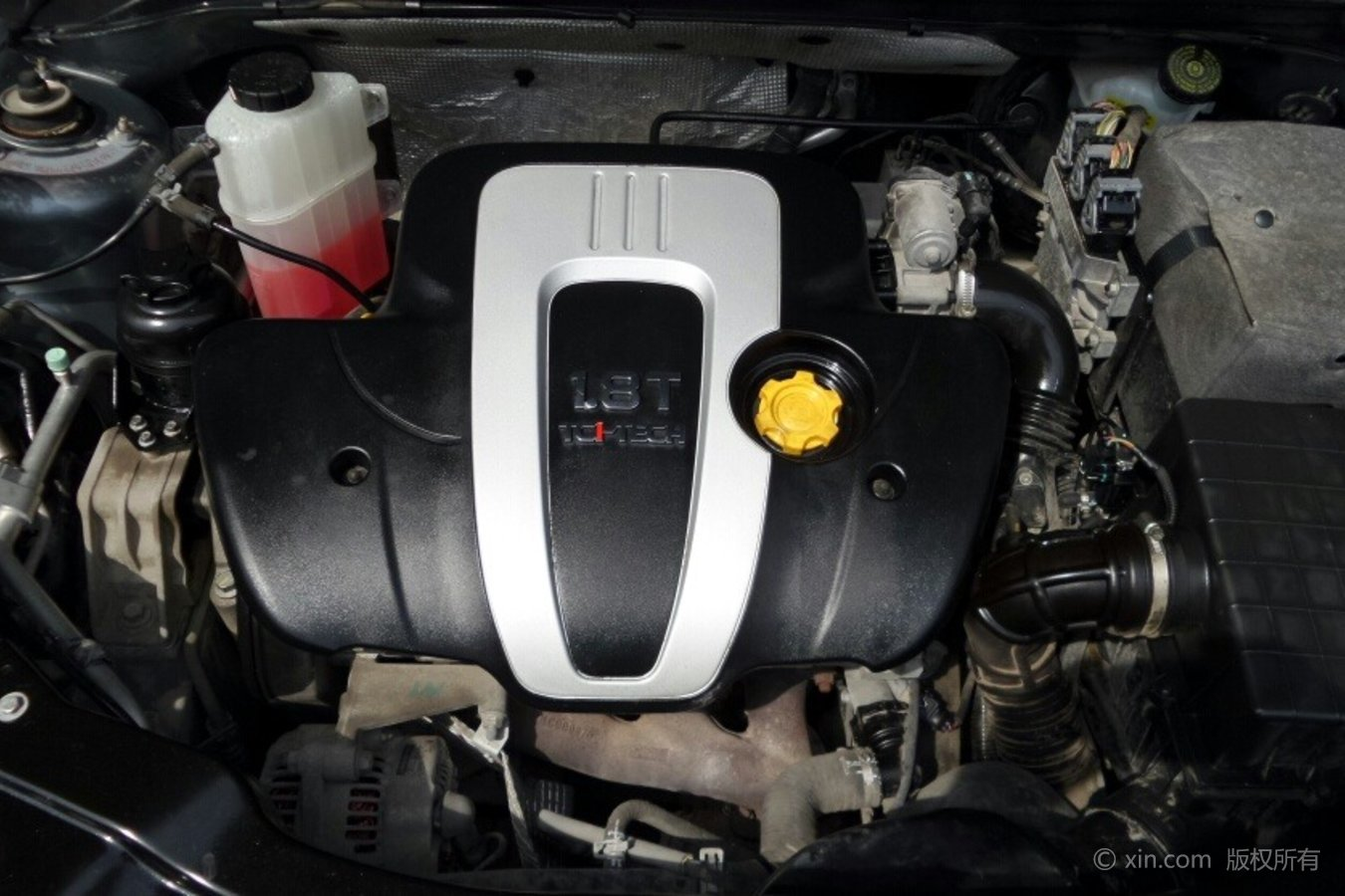 荣威550发动机