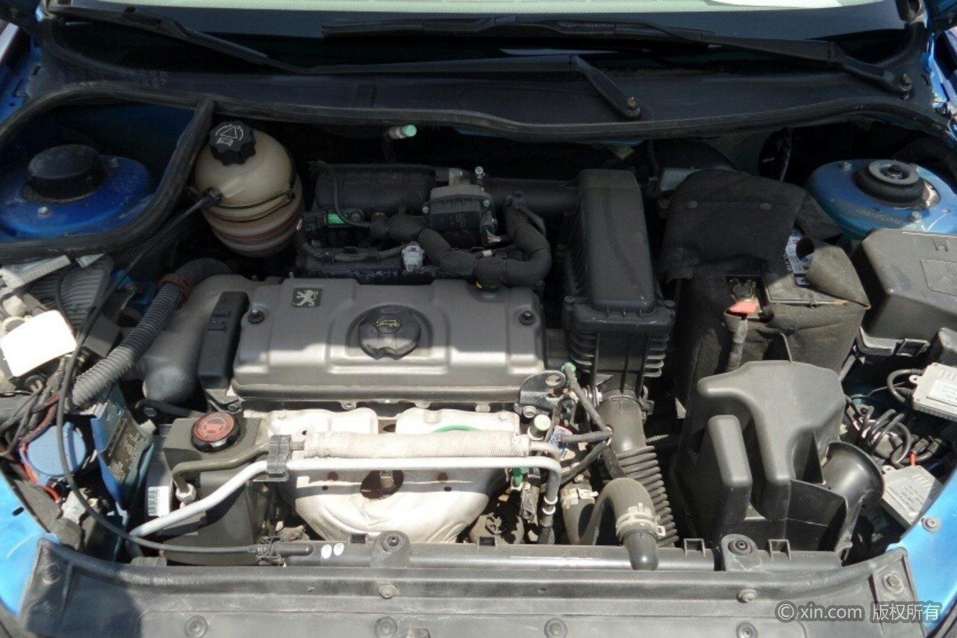 标致206发动机