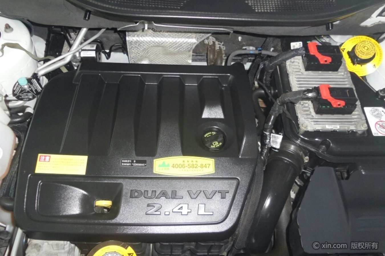 Jeep自由客发动机