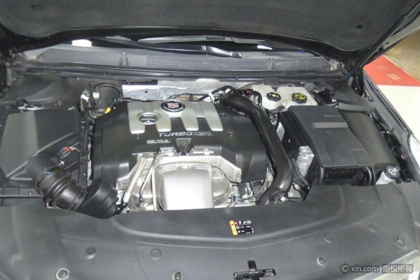 凯迪拉克XTS发动机
