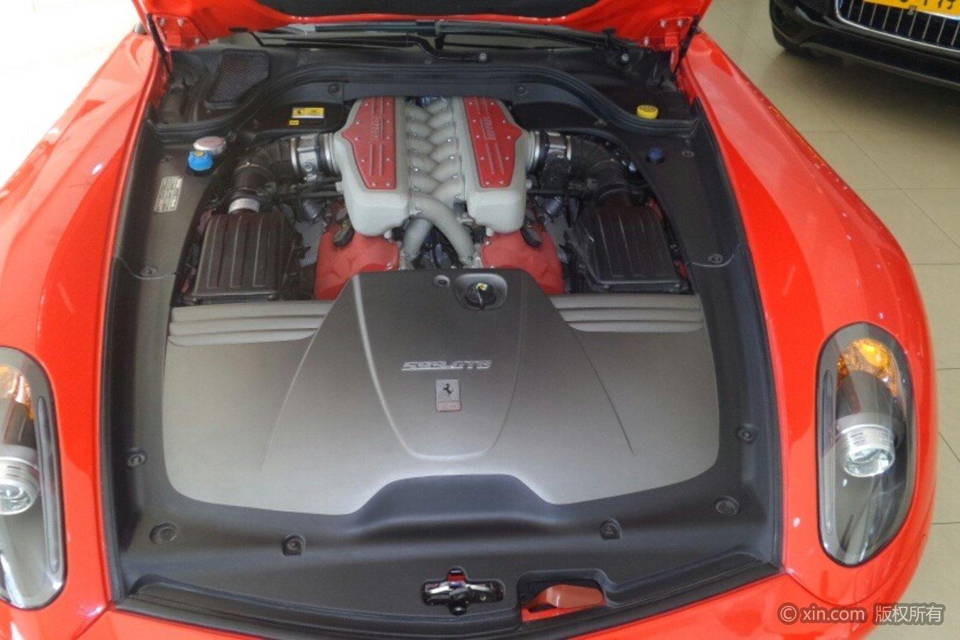 法拉利599发动机