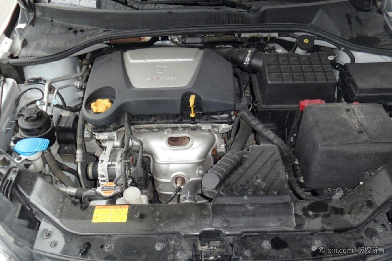 荣威350发动机