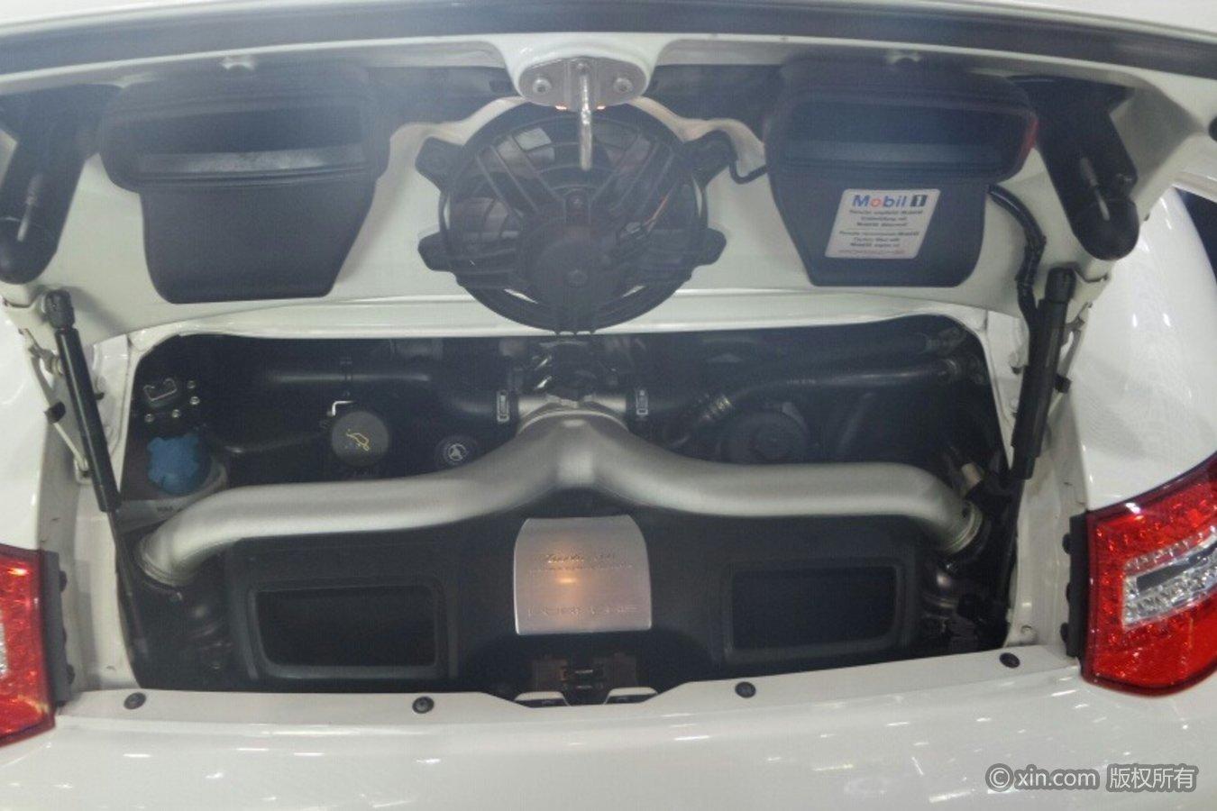 保时捷911发动机