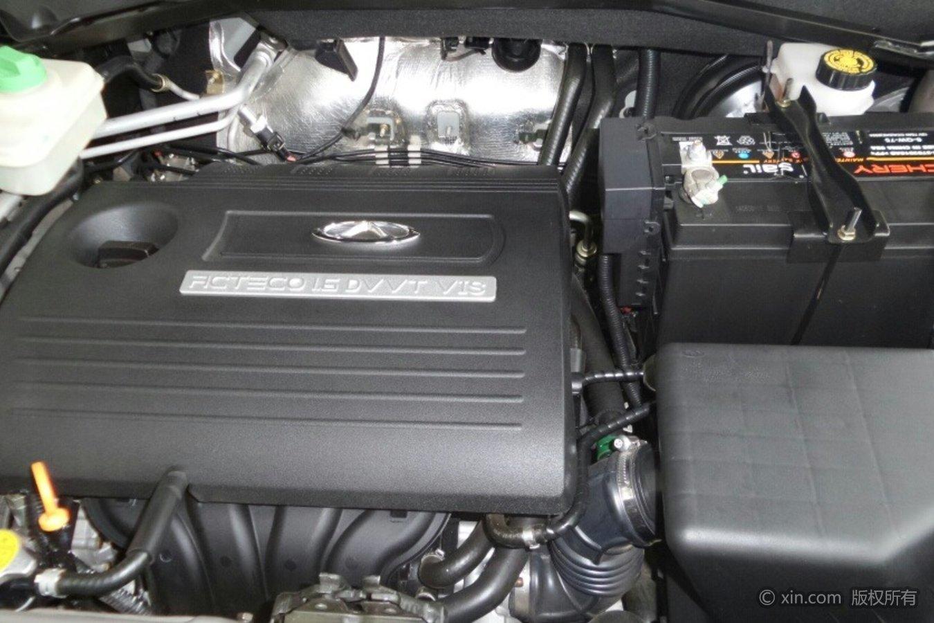 奇瑞瑞虎3发动机