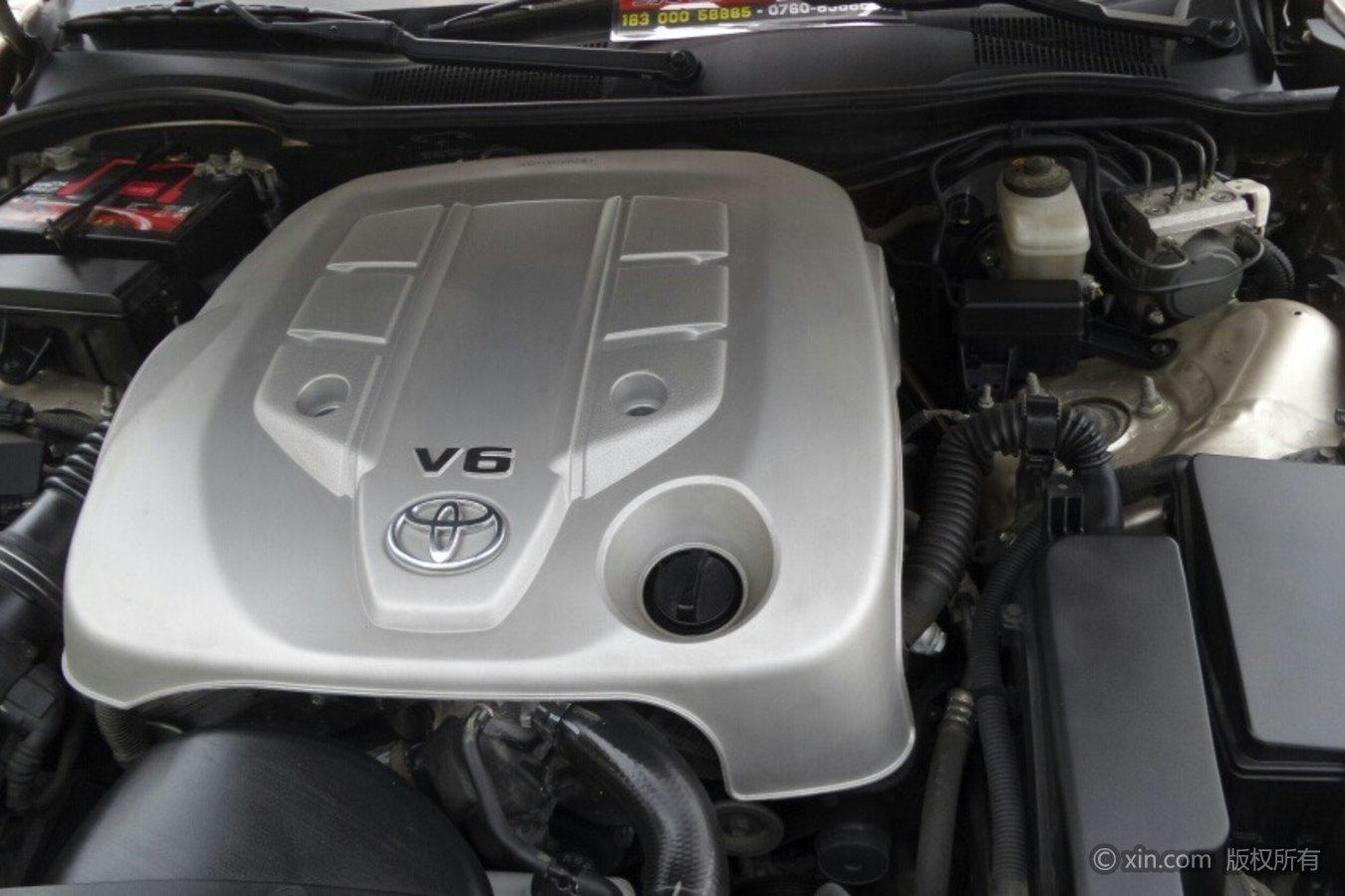 丰田锐志发动机