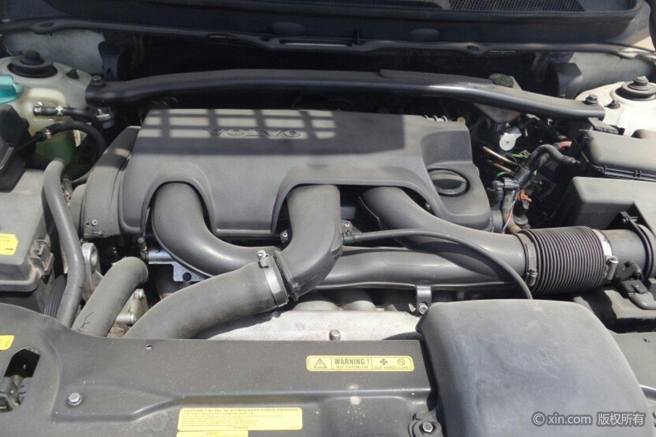 沃尔沃XC90发动机