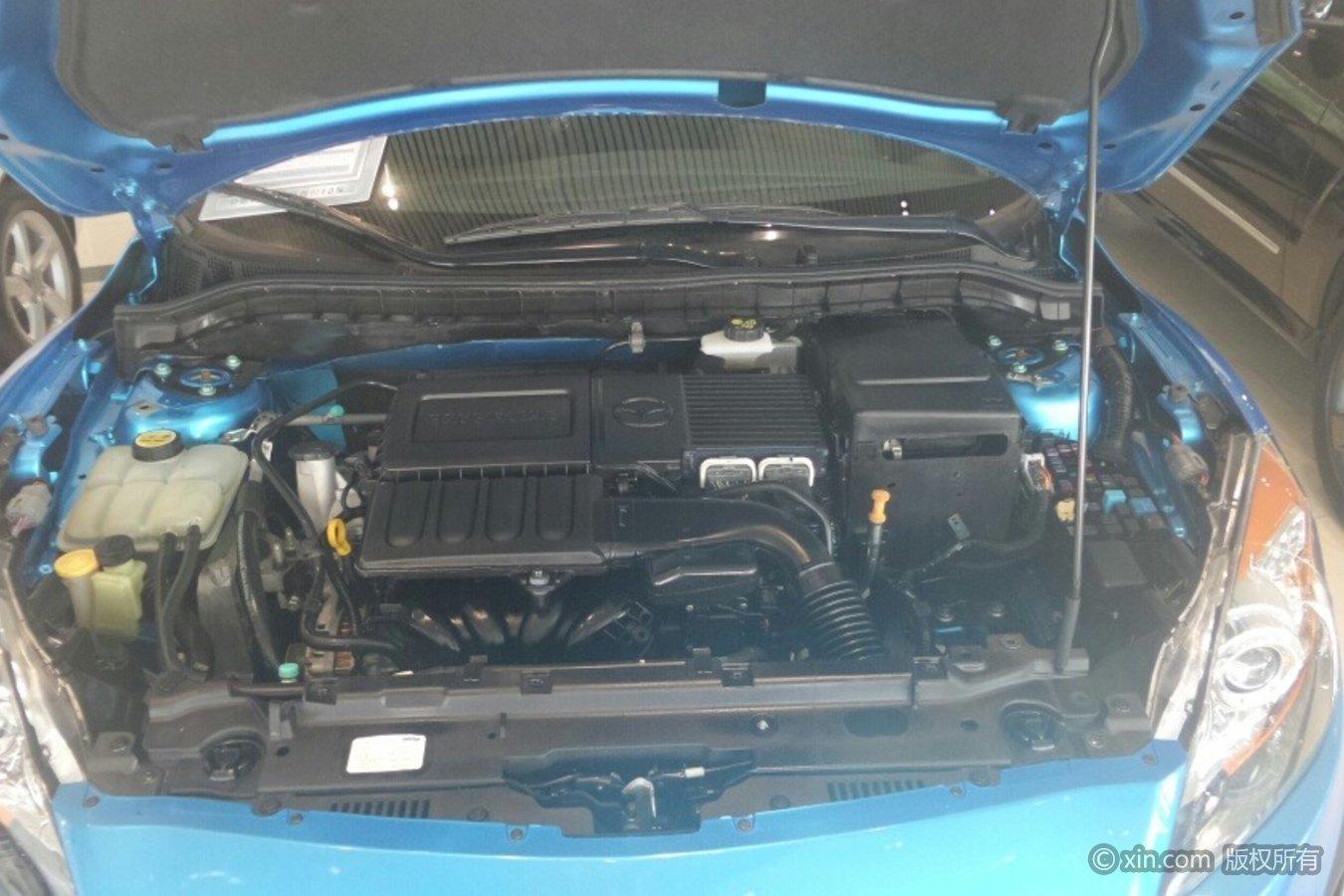 马自达马自达3发动机