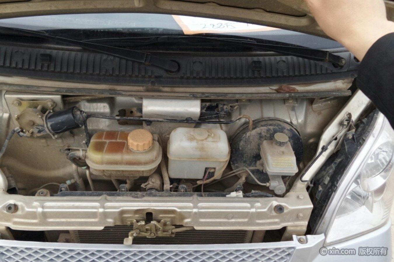 五菱汽车荣光发动机