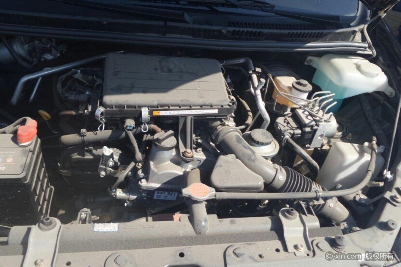 一汽森雅S80发动机