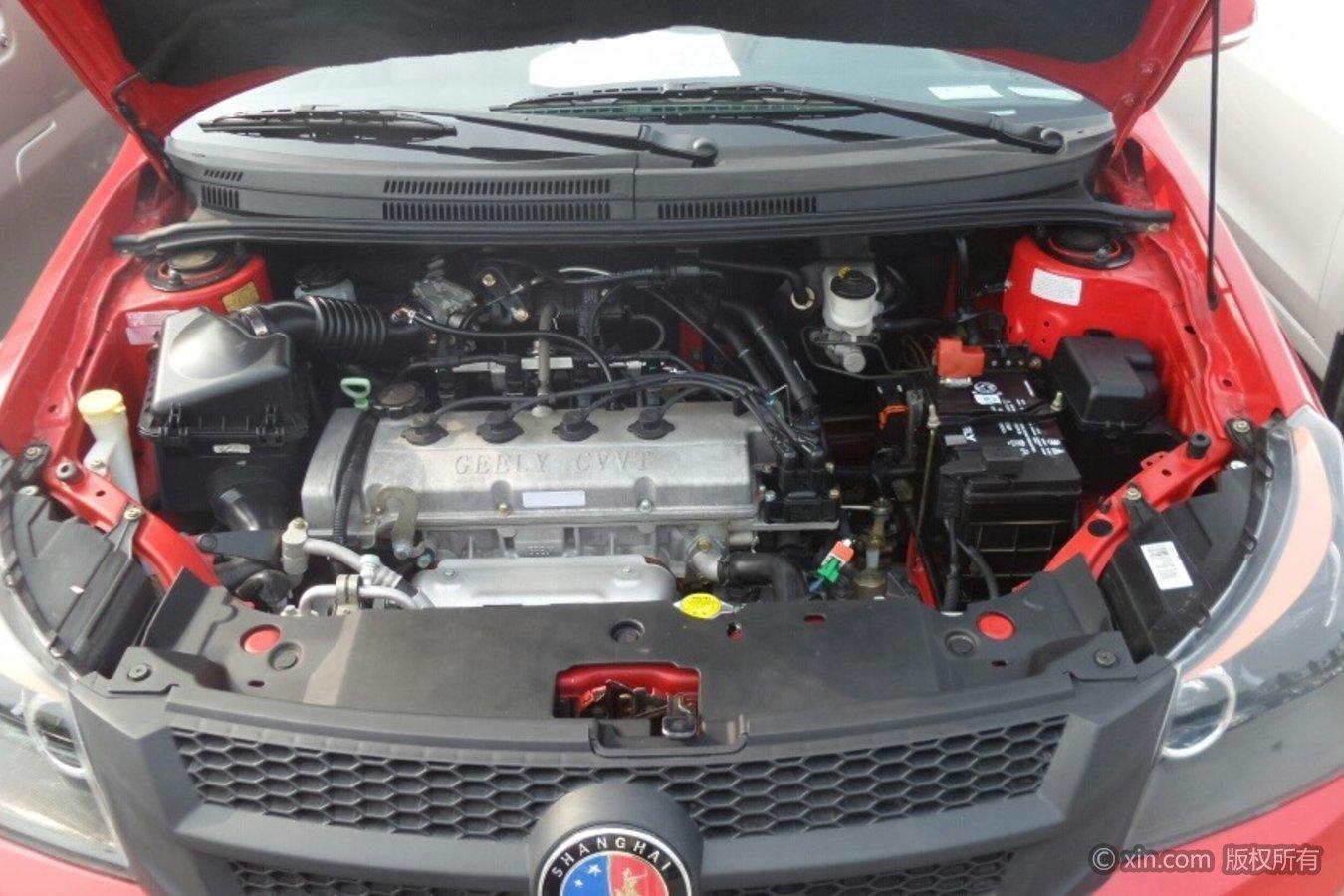 吉利汽车SC6发动机