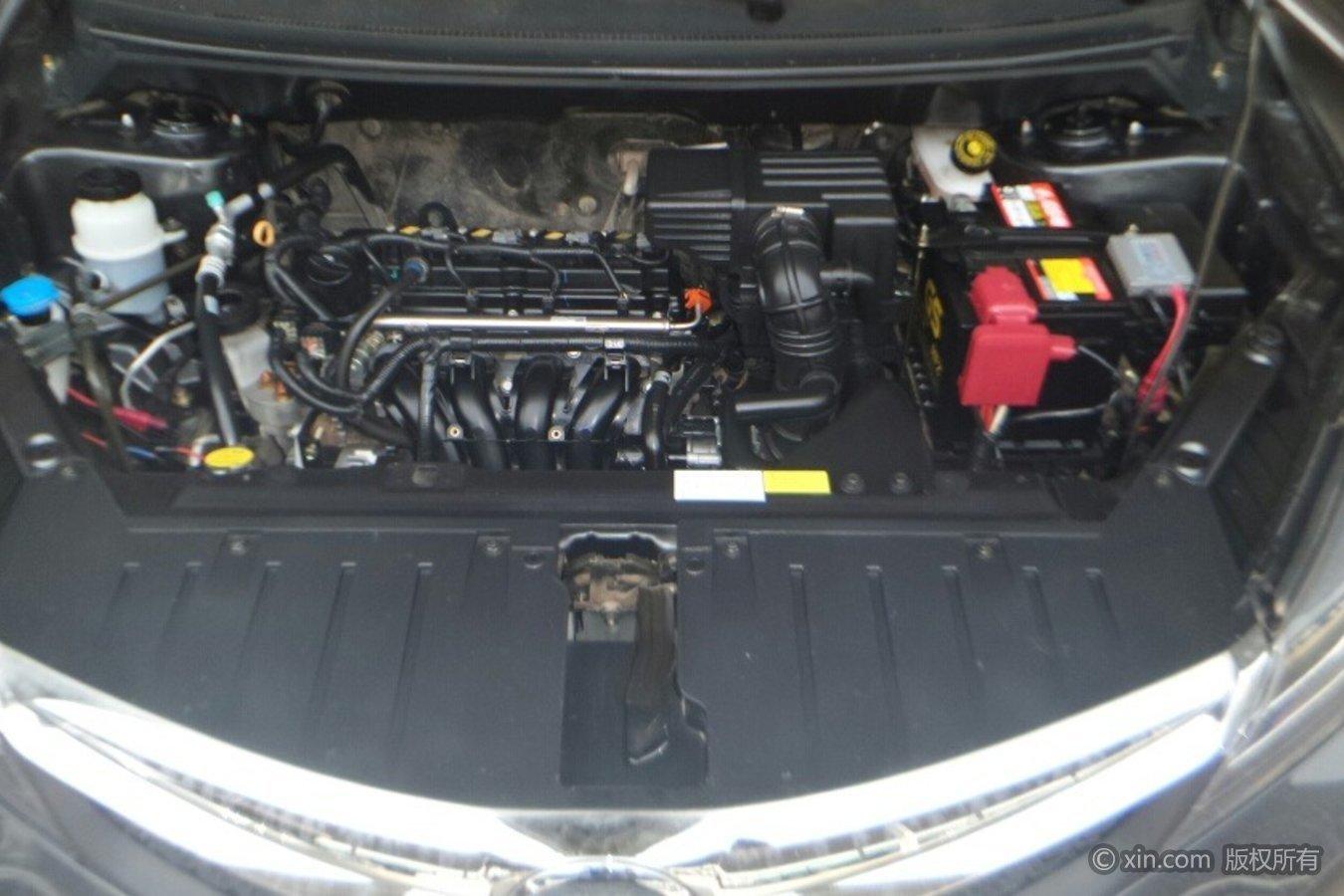 海马M3发动机