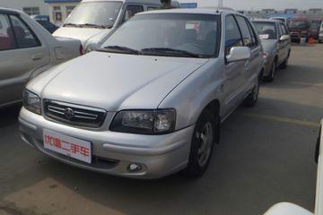 天津一汽 夏利A骏雅 2006款 1.0L 手动 骏雅三缸两厢(国Ⅲ)