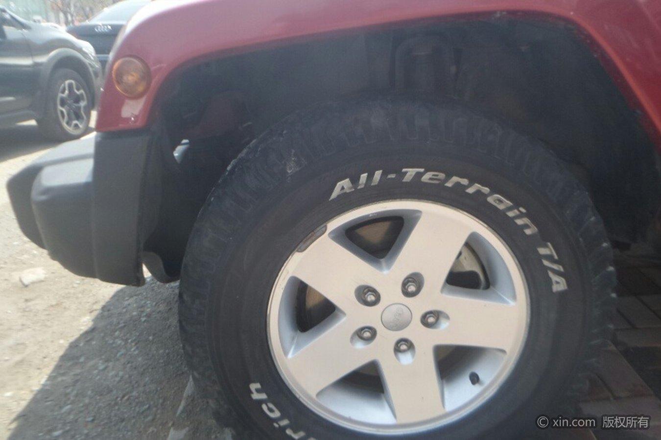 Jeep牧马人轮毂