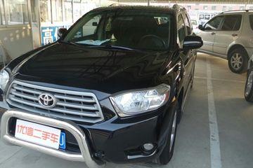 丰田 汉兰达 2012款 2.7L 自动 5座精英版(国Ⅳ)