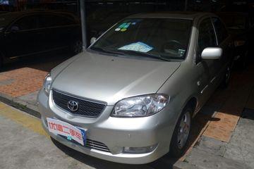 丰田 威驰 2002款 1.5L 自动 GLX-i高级音响版(国Ⅱ)