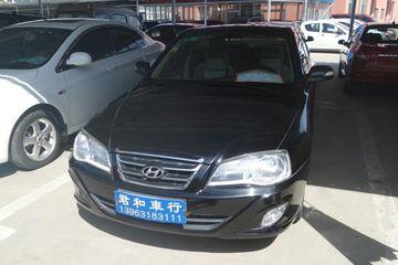 现代 伊兰特三厢 2011款 1.6L 手动 GL舒适型(国Ⅲ)